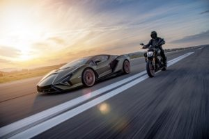 Ducati Diavel 1260 Lamborghini Sian FKP
