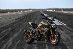 Ducati Diavel 1260 صورة 1_ صورة جانبية ل